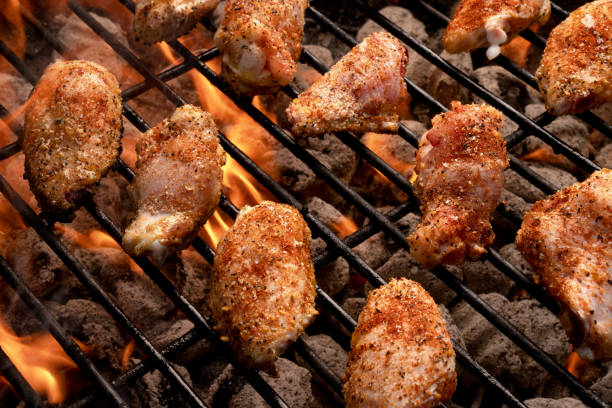 ailes poulet barbecue